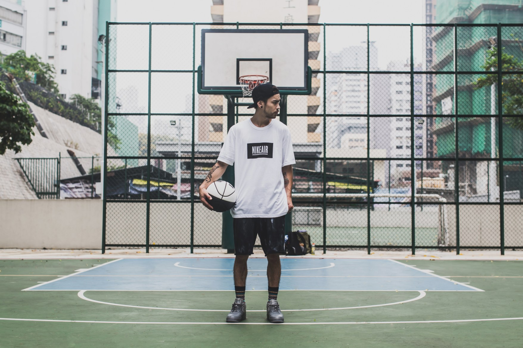 """Nike x PPP """"On Court"""" Editorial"""