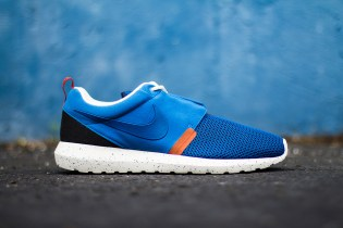 Nike Roshe Run NM BR Military Blue
