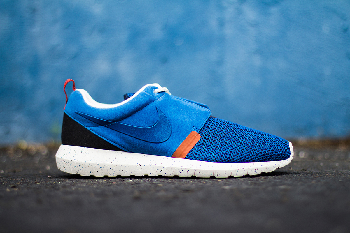 Nike Roshe Run NM BR Military Blue