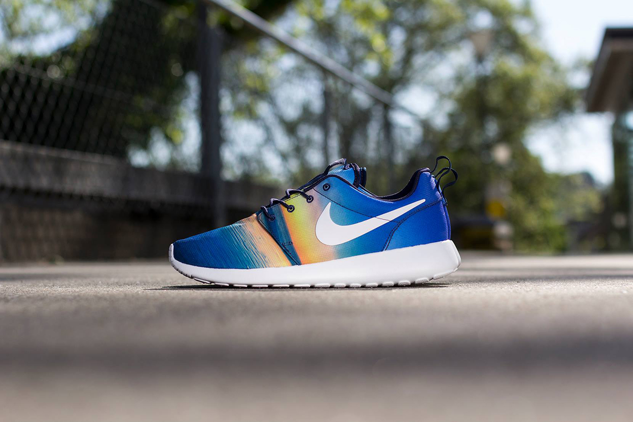 nike roshe run santa monica pack