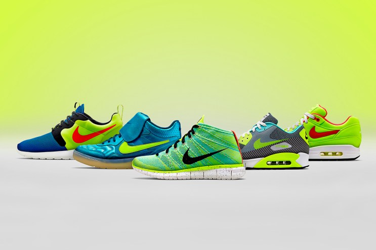 """Nike Sportswear """"Mercurial"""" and """"Magista"""" Collections"""