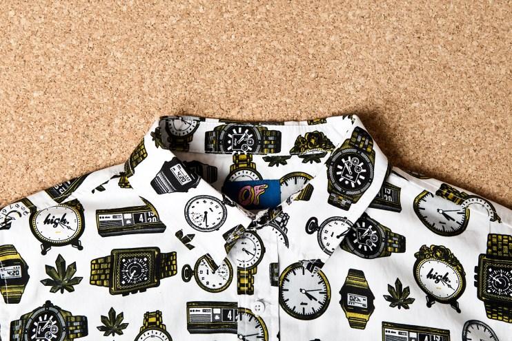 Odd Future 2014 Spring/Summer Shirts