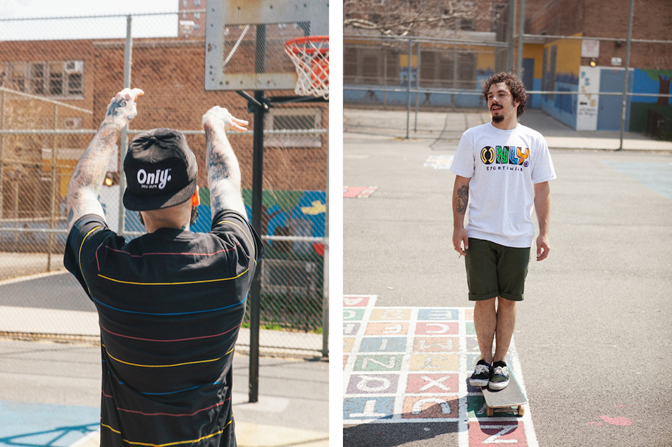 ONLY NY 2014 Spring/Summer Lookbook