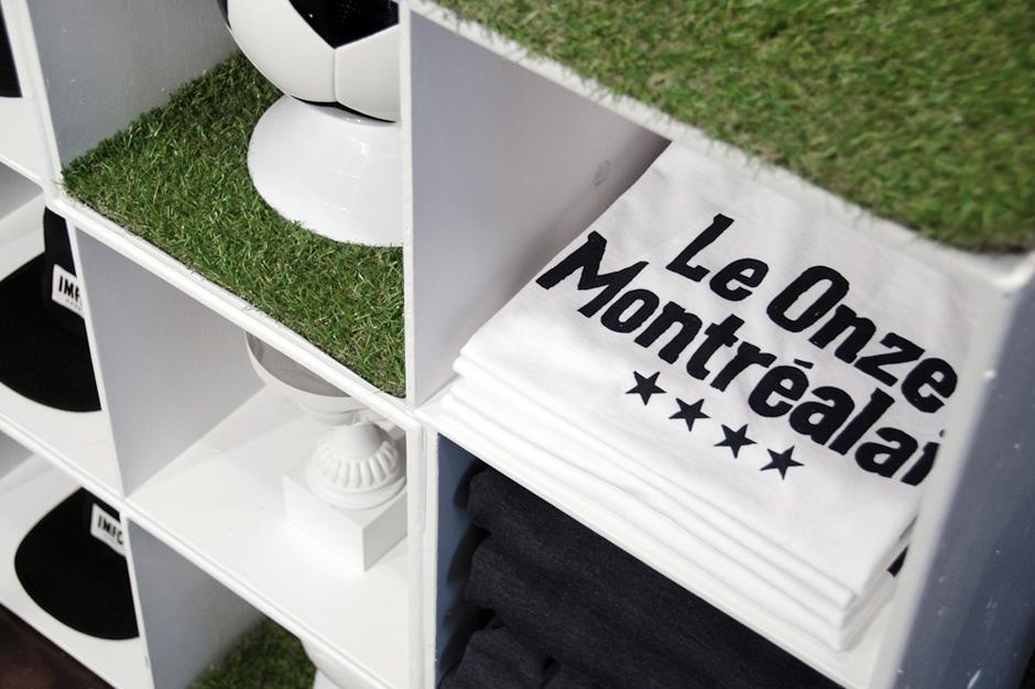 OTH x Impact de Montréal Football Club Collection
