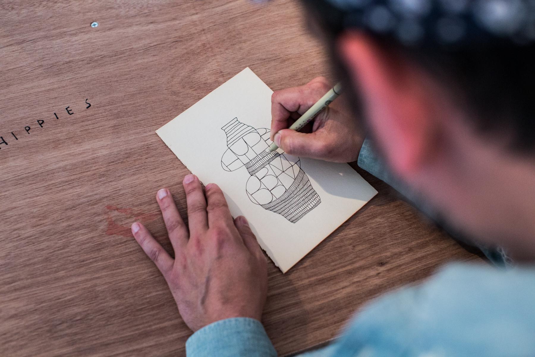 Pen & Paper: Cody Hudson