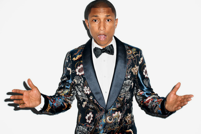 "Pharrell's Launches New eBay Auction - ""FromOneHandToAnOTHER"""