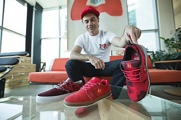 pierre andre senizergues talks the return of es footwear