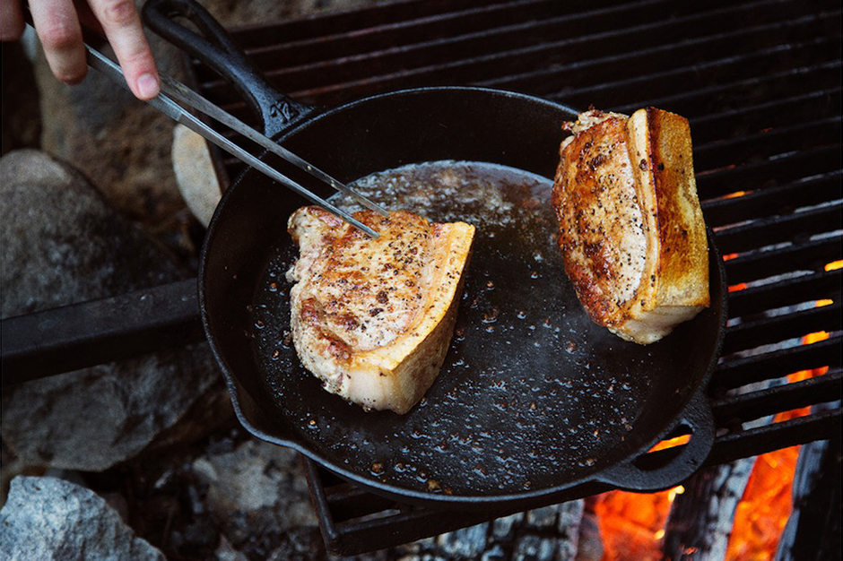 Poler Brings Good Cooking Outdoors with 'The Skillet'