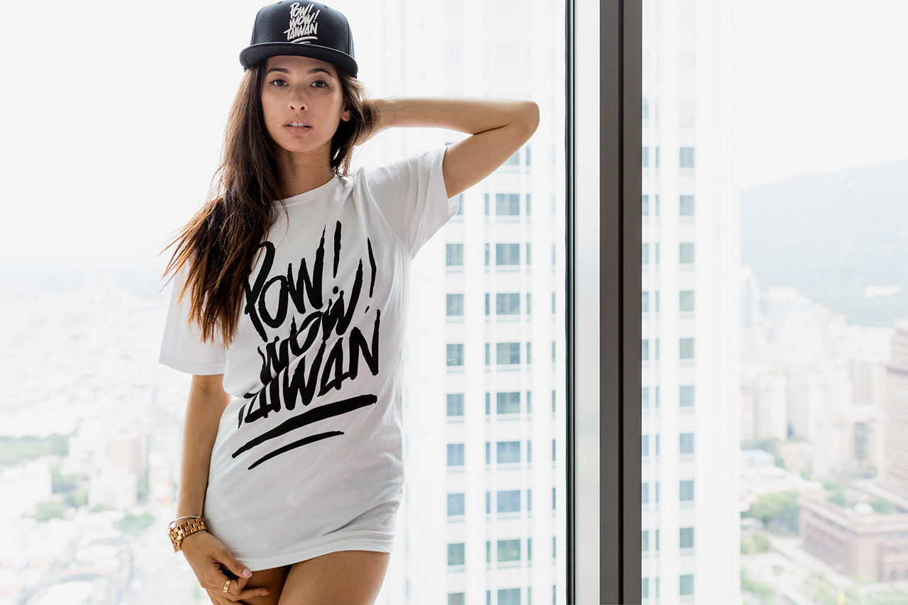 POW! WOW! Taiwan 2014 Capsule Collection