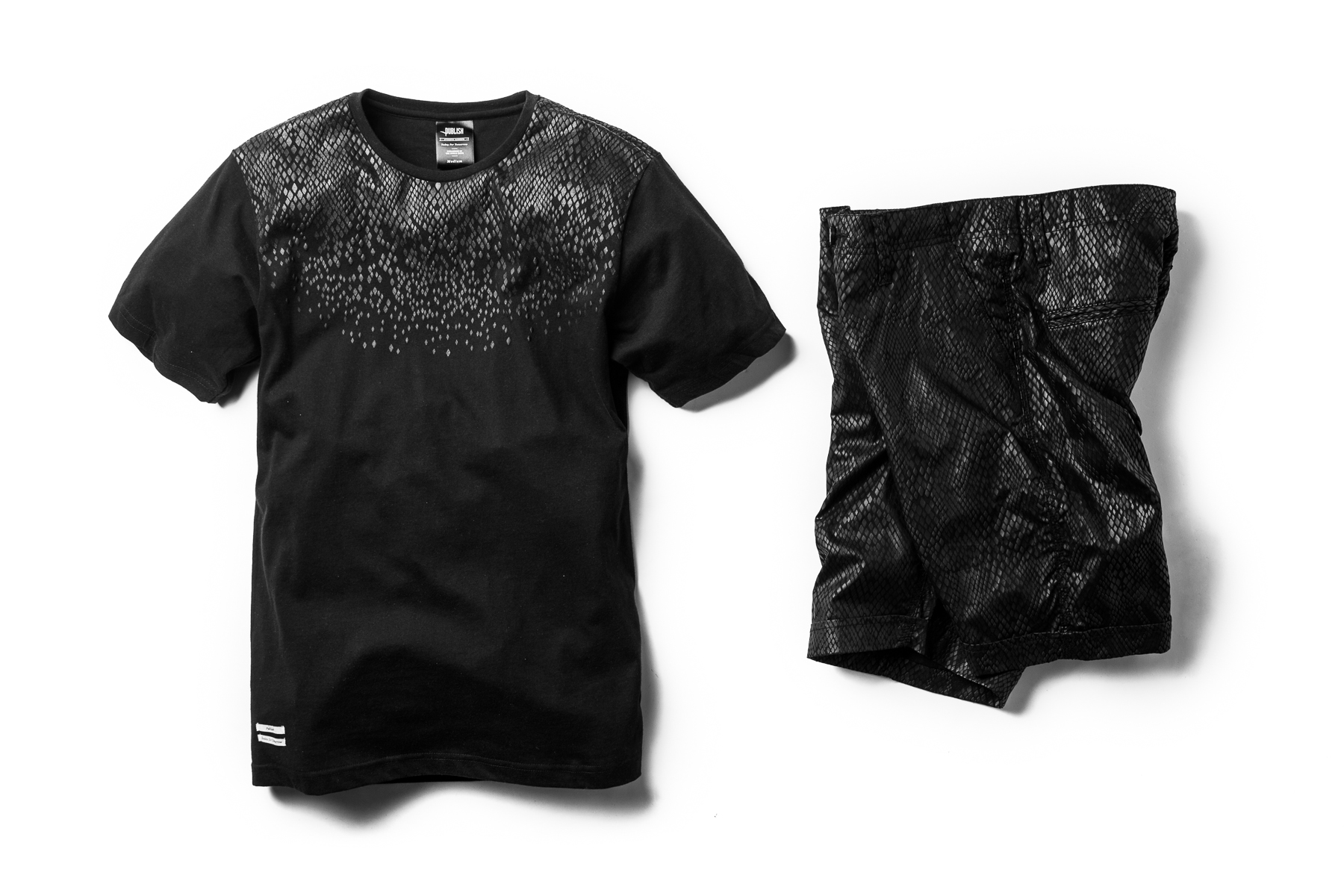 "Publish Brand 2014 Spring Collection ""Snakeskin"" Print"