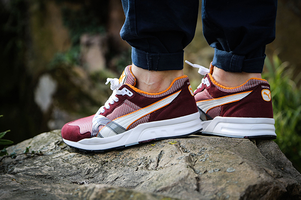 PUMA 2014 Fall/Winter Trinomic XT1 Plus Collection