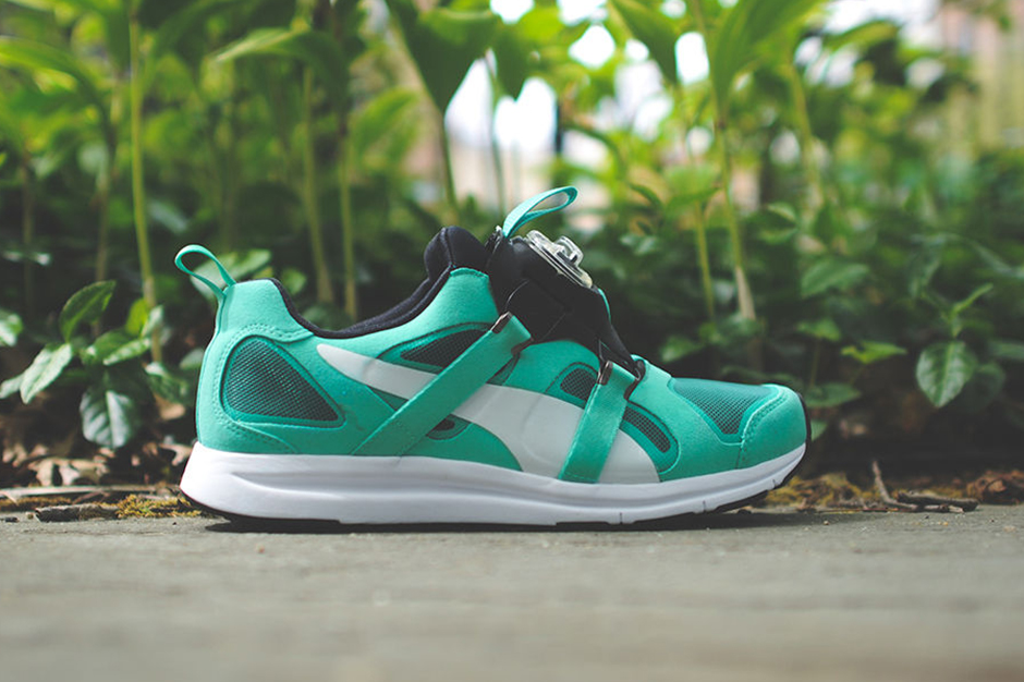 puma future disc hst mint
