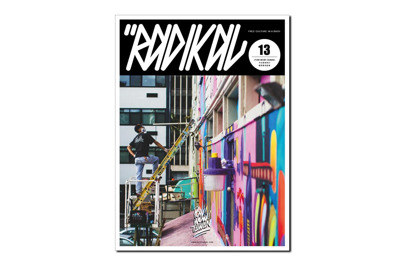 RADIKAL Magazine Issue 13