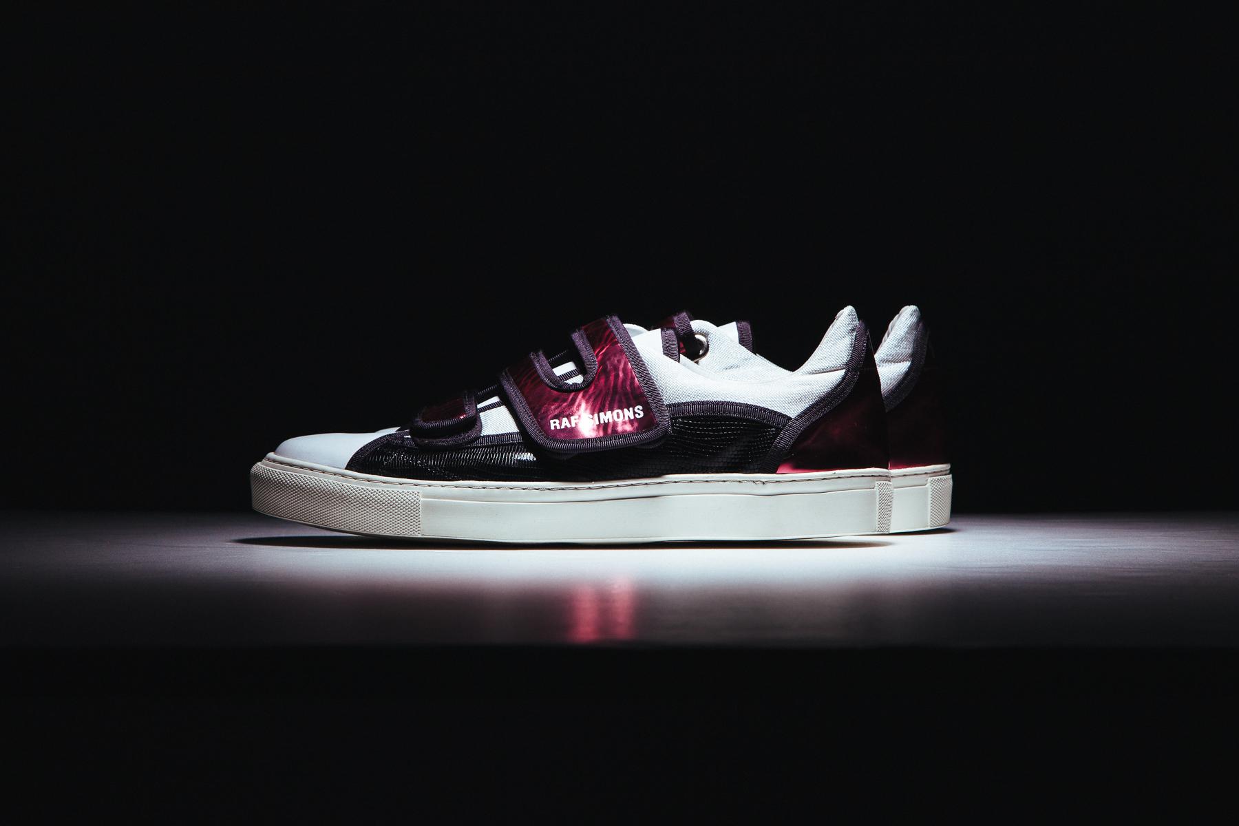 Raf Simons 2014 Spring/Summer Low Velcro Sneaker
