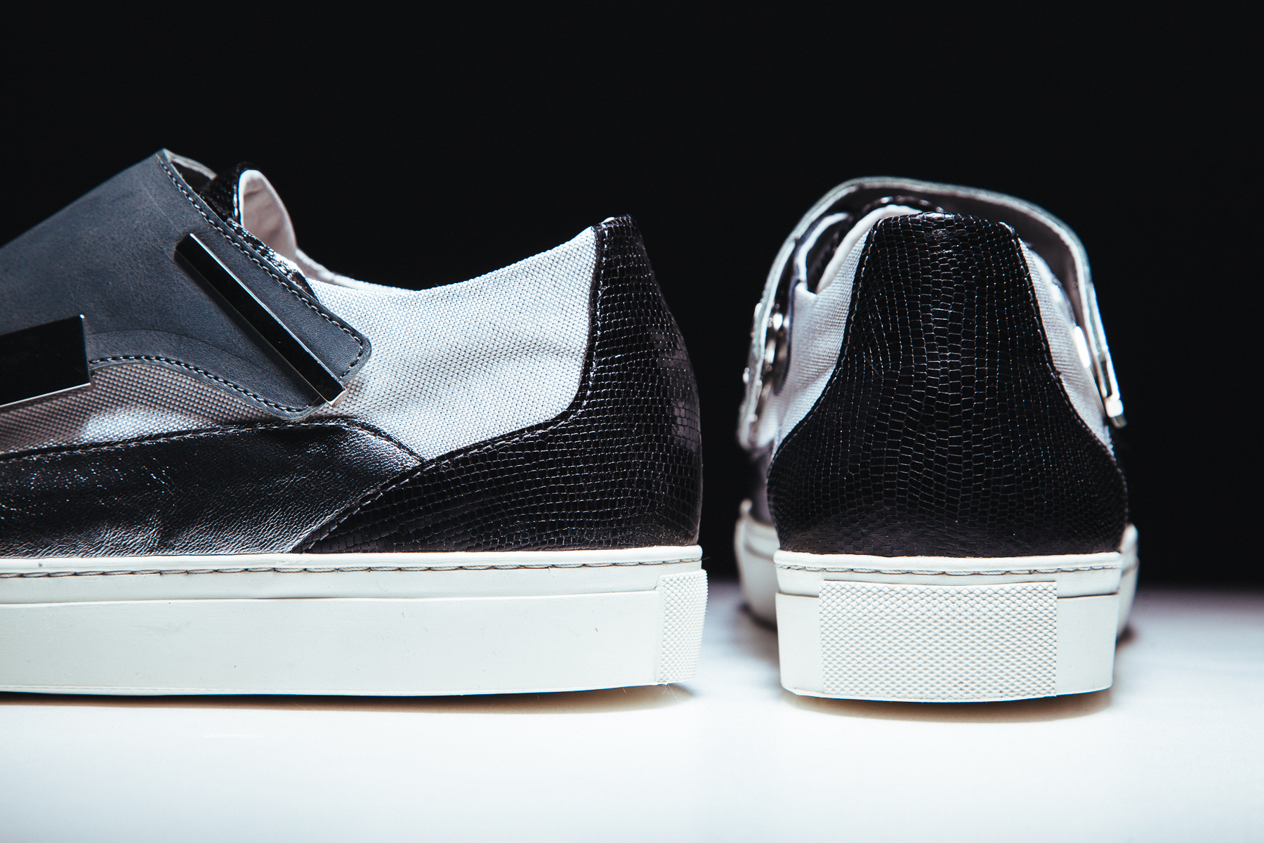 raf simons 2014 spring summer removable lace guard sneaker