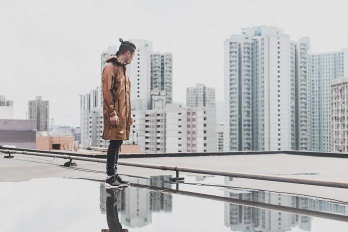 RAINS x ASGER JUEL LARSEN 2014 Spring/Summer Jacket