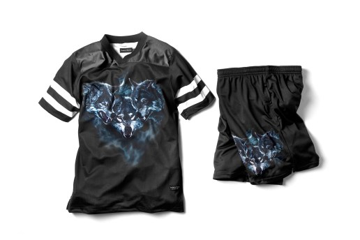 Raised by Wolves 2014 Spring/Summer Wolfpack Jersey and Shorts