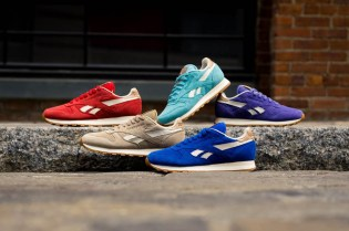 "Reebok 2014 Classic Leather ""Summer Suede"" Pack"