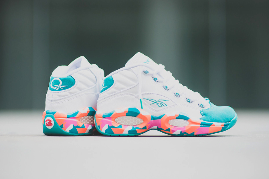 reebok question mid white noise