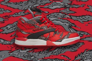 Stash x Reebok Pump 2014 Spring Collection