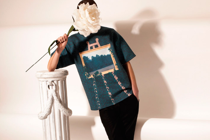 René Magritte x Opening Ceremony 2014 Spring/Summer Collection