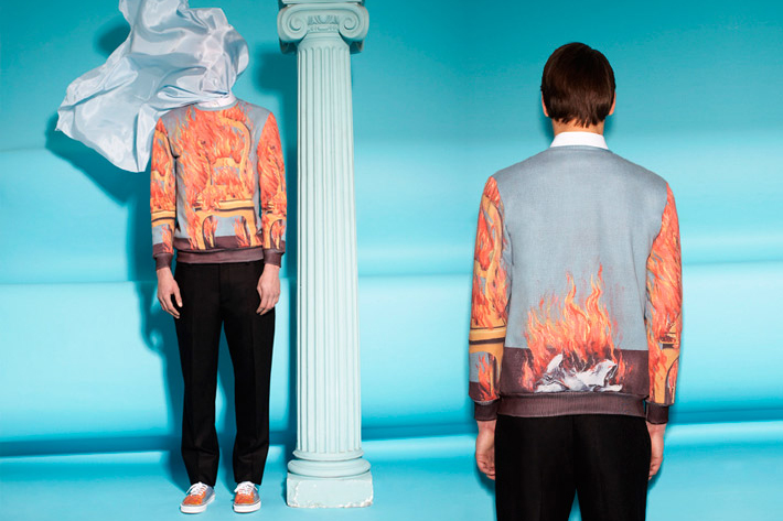 rene magritte x opening ceremony 2014 spring summer collection