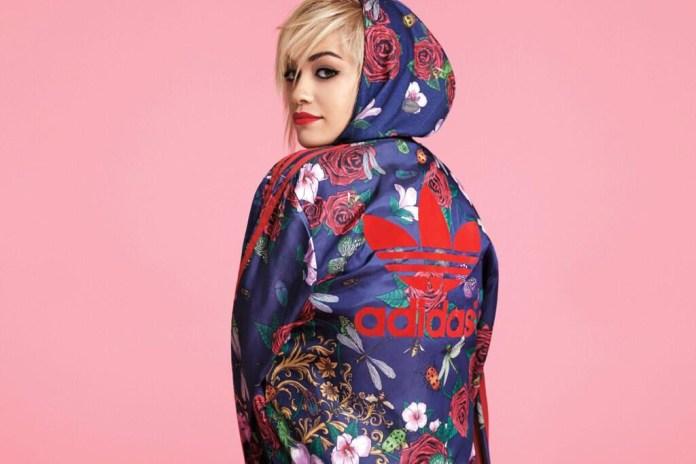 adidas Originals by Rita Ora 2014 Fall/Winter