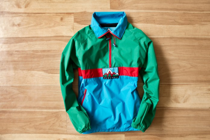 Rockwell by Parra 2014 Spring/Summer Nylon Windbreaker