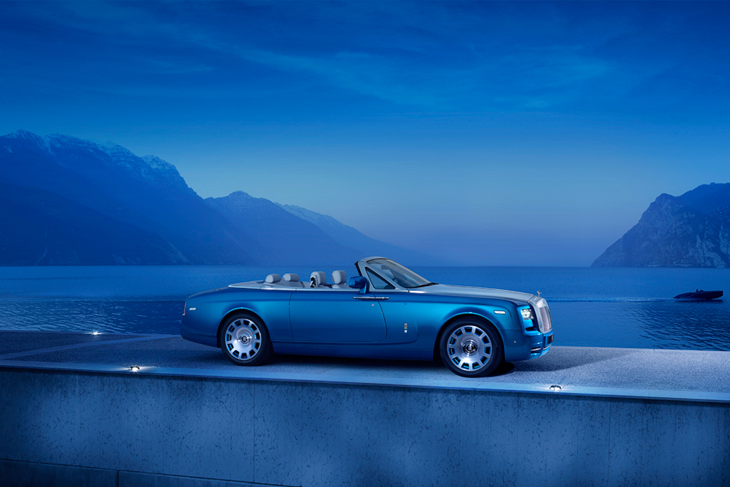 "Rolls-Royce Phantom Drophead Coupé ""Waterspeed"" Collection"