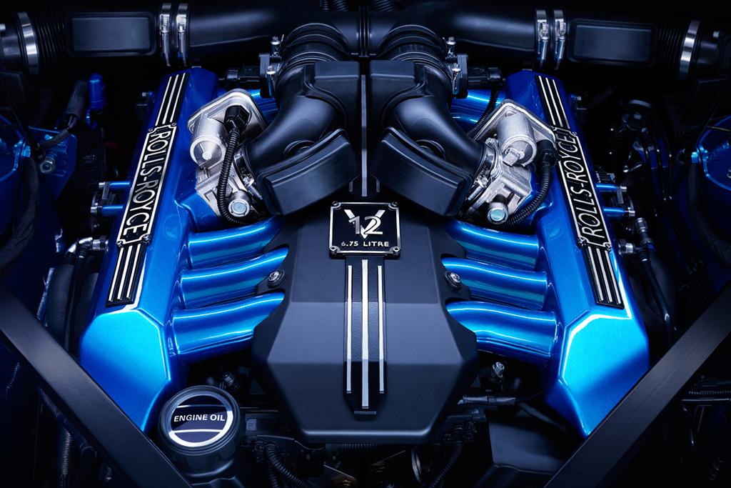 "Rolls-Royce Phantom Drophead Coupé ""Waterspeed"" Collection"