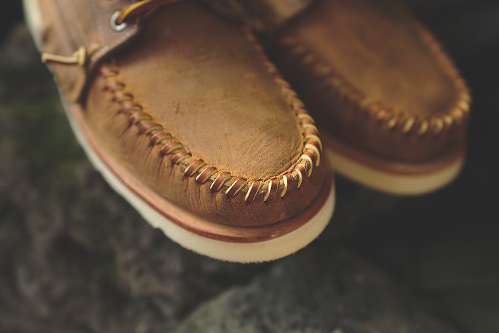 Ronnie Fieg for Sebago 2014 Spring Pancho Collection