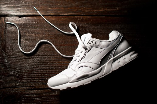 "Ronnie Fieg x PUMA XT-2 ""Achromatic"" for Dover Street Market Preview"