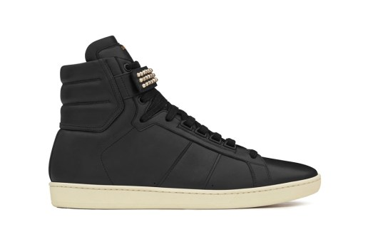 Saint Laurent 2014 Fall/Winter High-Top Sneaker Collection