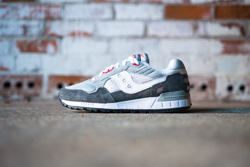 saucony shadow 5000 grey