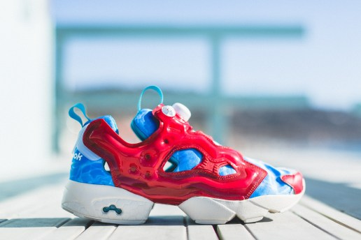 Shoe Gallery x Reebok Instapump Fury 20th Anniversary