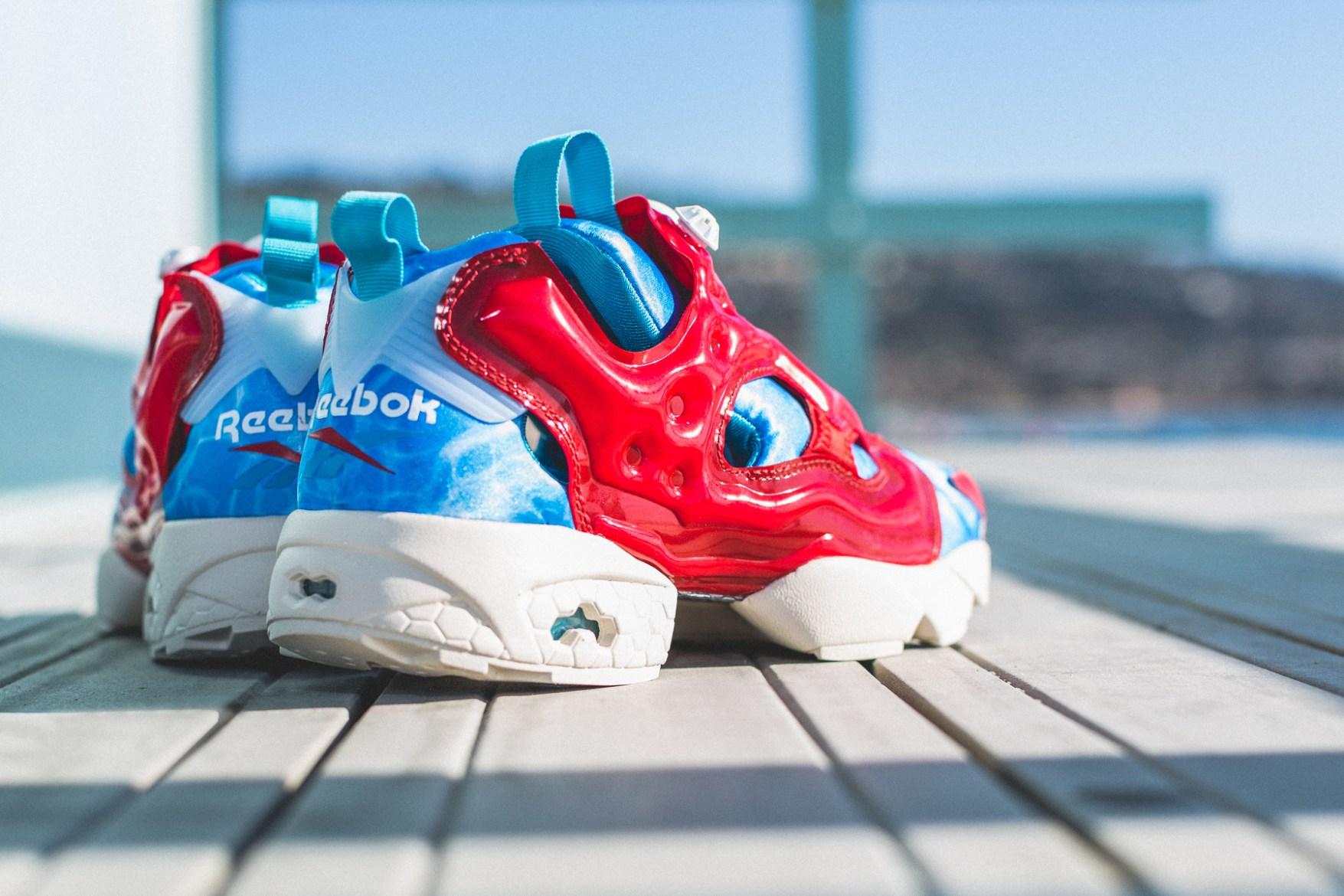 Shoe Gallery x Reebok Instapump Fury 20th Anniversary