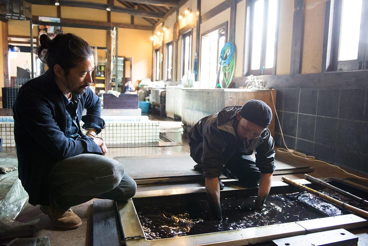 six stories of gore tex hiroki nakamura of visvim