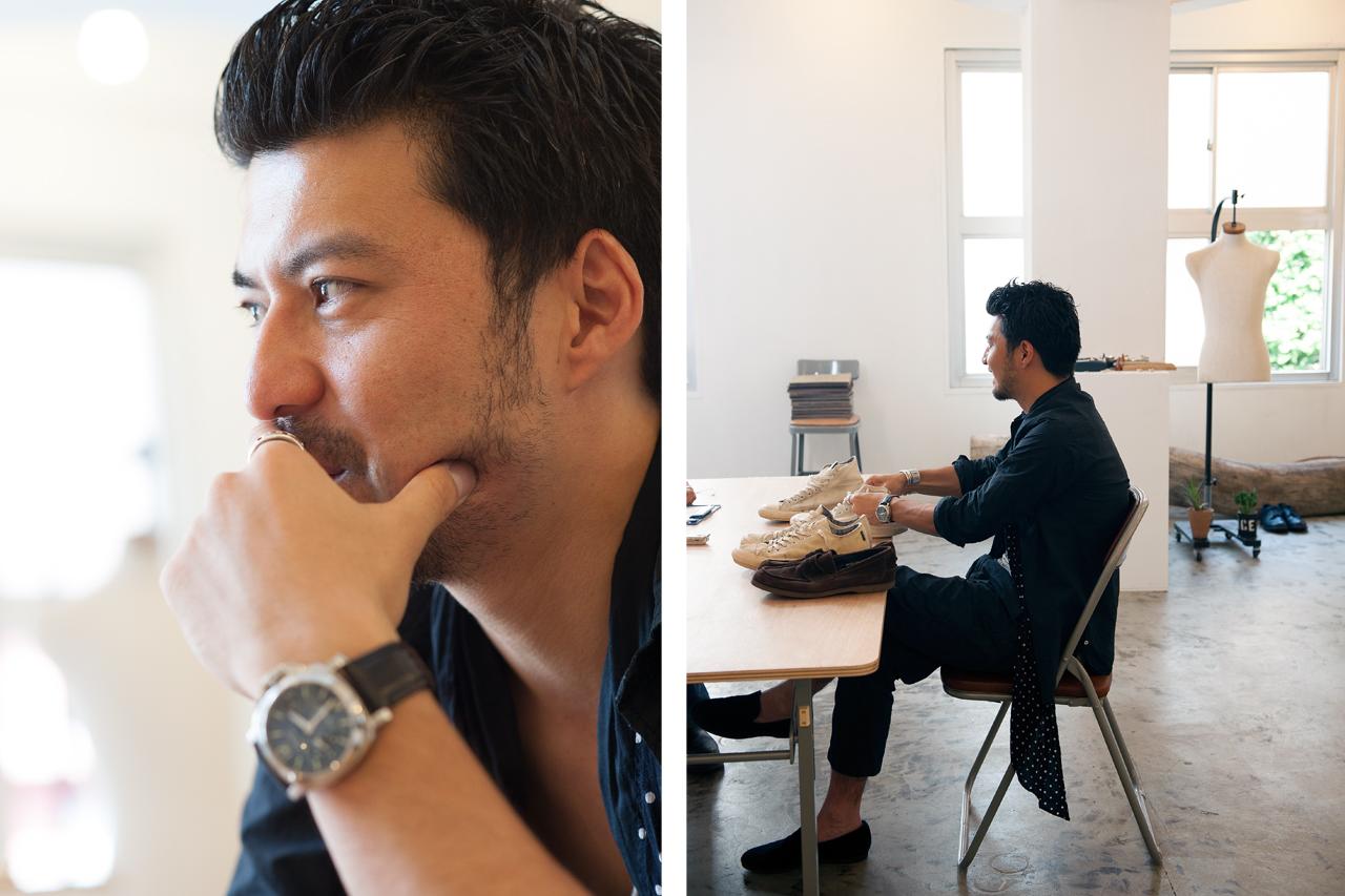 Six Stories of GORE-TEX: Takayuki Fujii of nonnative