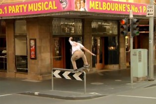 SKATE Melbourne with Nick Boserio & Friends