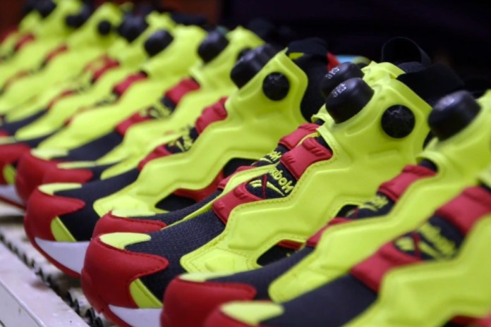 Sneaker Freaker Celebrates 20 Years of the Instapump Fury with Reebok