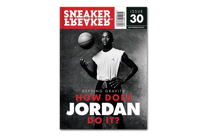 Sneaker Freaker Issue 30 Jordan Mania