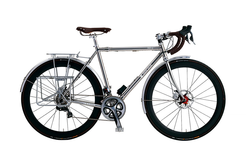 Snow Peak x Muller Japan Stainless Steel Bike