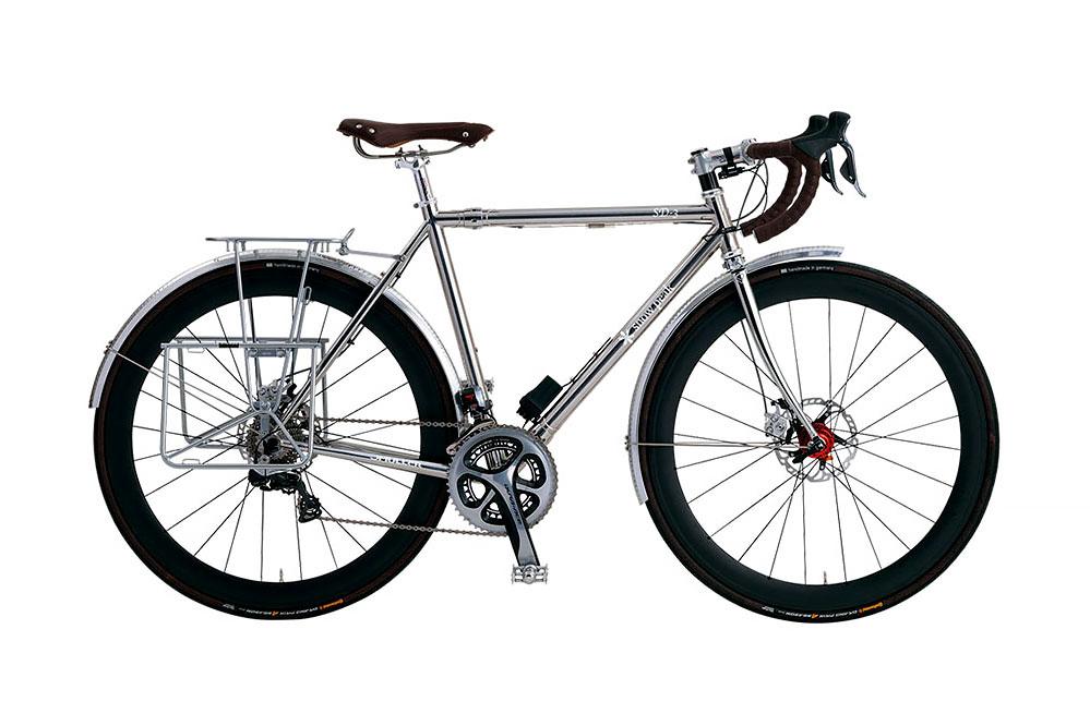 Snow Peak x Muller Japan Stainless Steel Bike