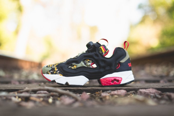 Solebox x Reebok Instapump Fury 20th Anniversary