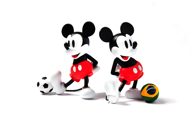 SOPHNET. x Medicom Toy VCD Mickey Mouse