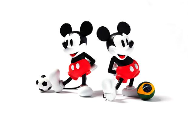 SOPHNET. x Medicom Toy VCD Mickey Mouse
