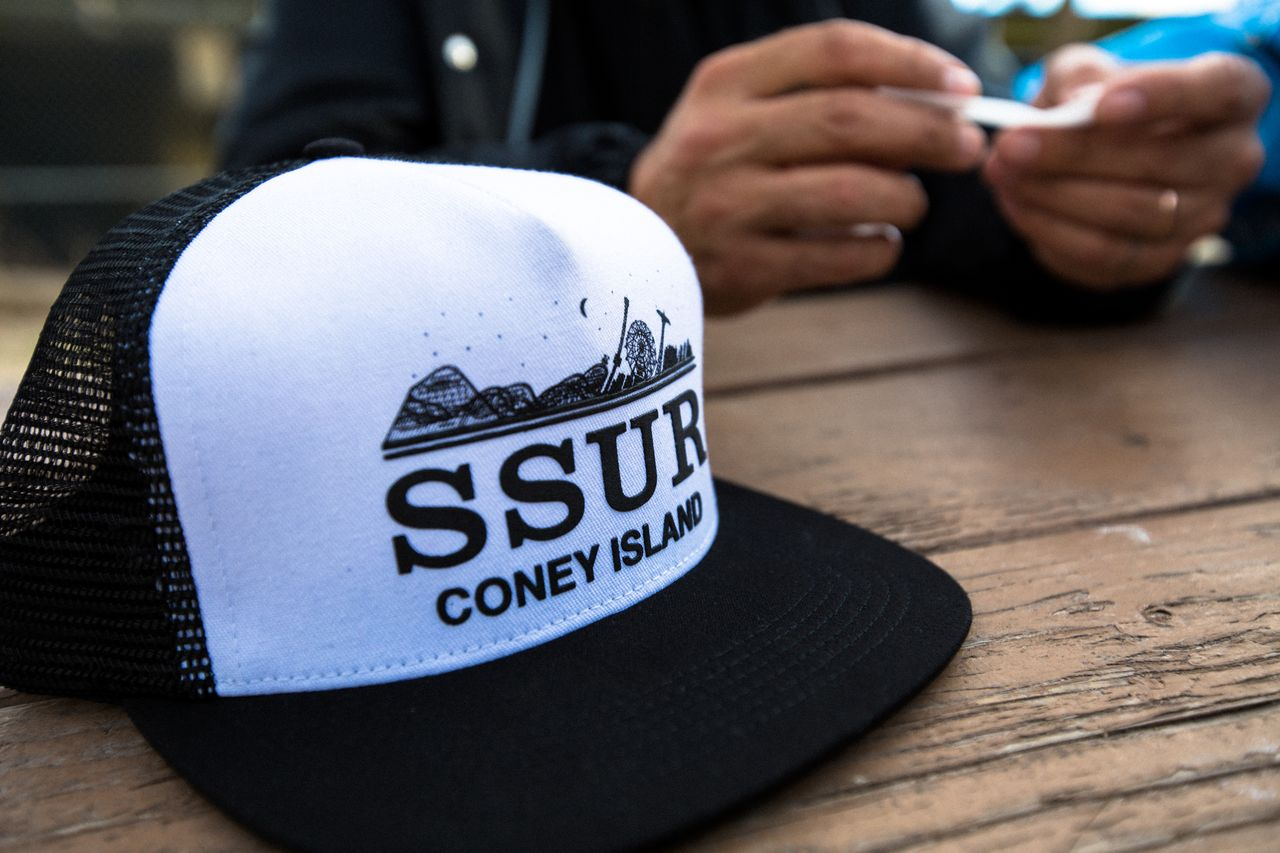 ssur 2014 summer coney island lookbook by watchxwitness