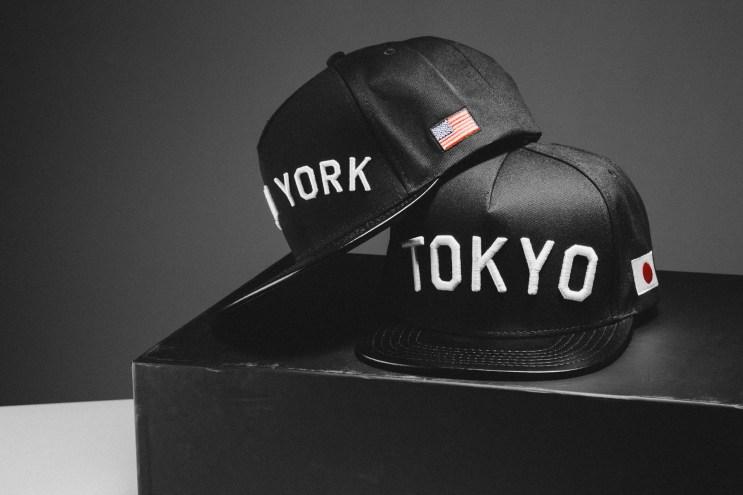 Stampd 2014 Spring/Summer Headwear Collection