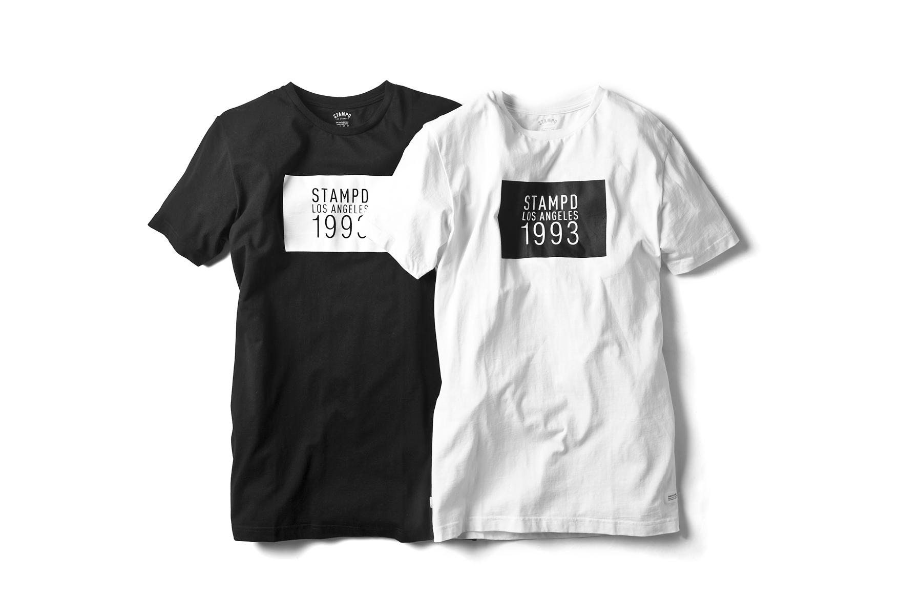 Stampd 2014 Spring/Summer T-Shirts