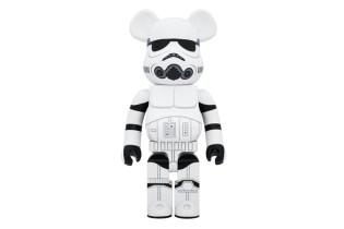 "Star Wars x Medicom Toy Bearbrick 1000% ""Stormtrooper"""